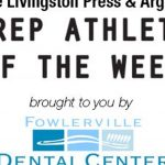 Vote Leo Schick for Livingston Daily Athlete of the Week!
