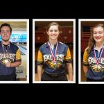 Three Bowlers Medal at First Tournament of the Season