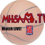 The Boys Basketball team is at Saline Tuesday.  If you can't make it, watch it on MHSAA.TV.  #MHSAA.TV