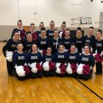 JV Pom Qualifies for States!