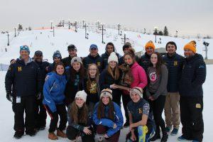 Boys Ski takes Regional Championship
