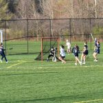 Girls Varsity Lacrosse beats Grosse Pointe South 26 – 9