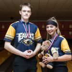 Guibord and Hebel Medal in Seasons' First Tournament