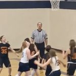 Girls 7th Grade Basketball beats Scranton Middle School 37 – 16