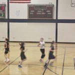 Girls 7th Grade Basketball beats Scranton Middle School 40 – 5