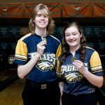 Maliszewski and Griffin named to KLAA All Conference Team