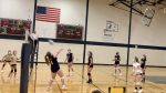 8th Grade Girl's Volleyball for Another Win!!