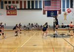 Hartland's 8th Grade Girls Volleyball Beats Brighton's Scranton Orange