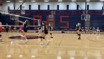 8th Grade Girls Volleyball is Unstoppable!