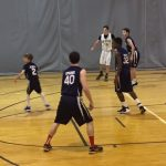 Capital Homeschool Athletic Program Boys 8th Grade Basketball beat Faith Falcons 50-34