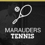 Marauders boys' tennis finishes 4th at Richmond Invite