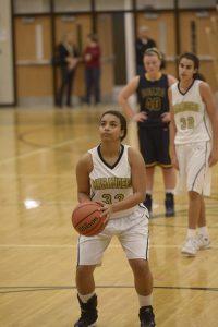 HS Girls Basketball 2014-2015