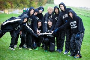 HS Cross Country 2014-2015