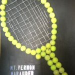 Mt Vernon High School Boys Varsity Tennis beat Mount Vernon High School (Mt. Vernon) 3-0