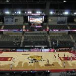 Varsity boys' basketball to play at Indiana Farmers Coliseum