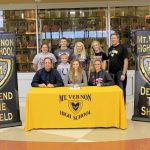 Ertel to play volleyball at UIndy