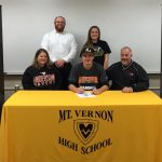 Parker Signs with Anderson