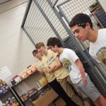 Marauder soccer finding ways to give back