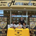 Slunaker to continue football career at the University of St. Francis (IL)
