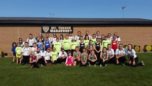 Softball youth night (5/6/16