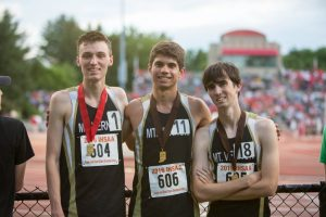 Boys Track State Finals (6/4/2016)
