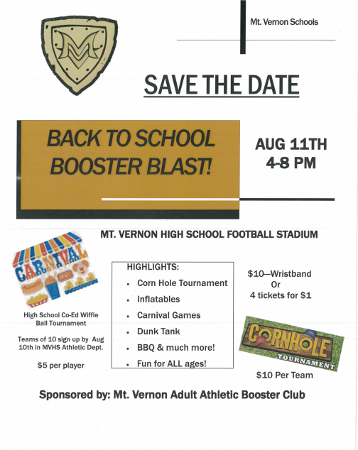 Back to School Booster Blast Coming Soon!