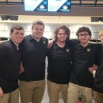 Bowling Finishes 7th in Inaugural Sectional Appearance