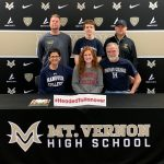 Cleo Mills Signs with Hanover