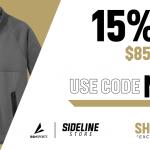November Sideline Store Special