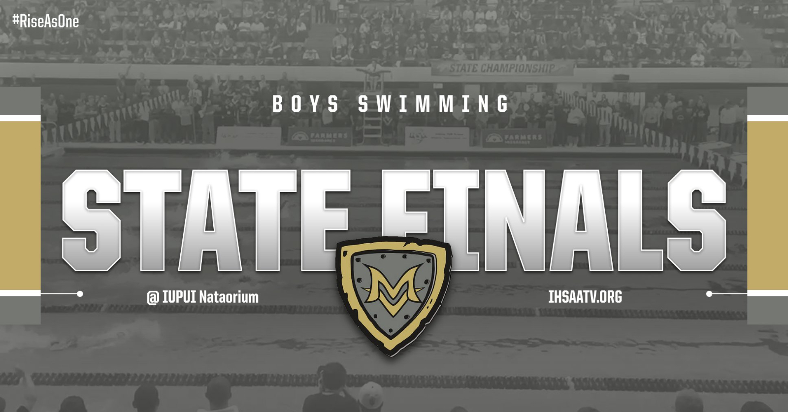Boys Swimming State Finals Information