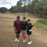 Hillgrove High School Girls Varsity Golf beat Campbell High School 152-165