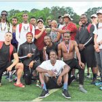 Boys Track Team claims 1st Region Championship in School History!