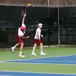 Boys Tennis vs Marietta Region Tournamant