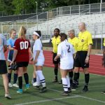 Pictures from Girls Soccer Sweet 16 vs Camden County