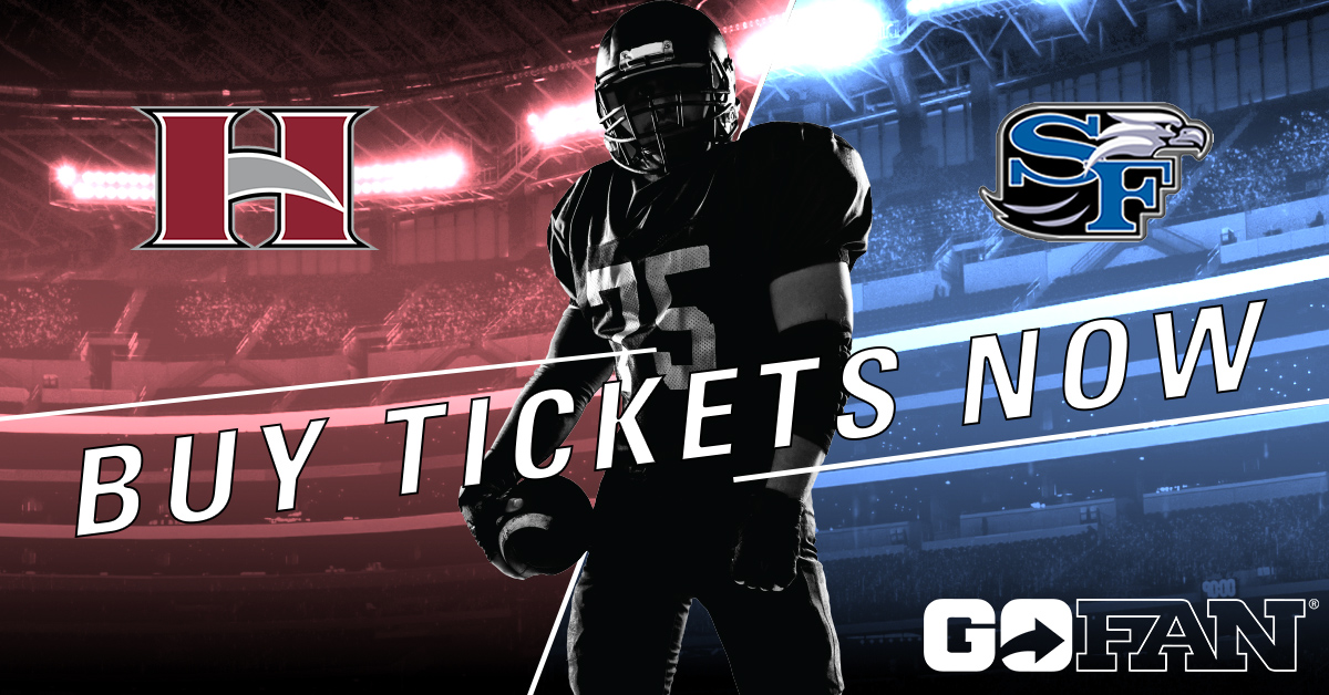 Get Tickets Online – Hillgrove hosts South Forsyth This Friday – Presented by VNN and GoFan