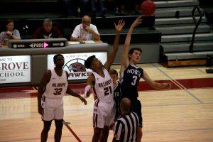 Varsity Boys Basketball vs N Paulding