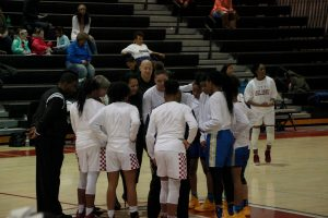 Lady Hawks Basketball defeat McEachern, Pictures
