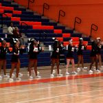 Pictures: Basketball Cheer