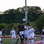 Hawks Boys Soccer defeat E Coweta in 1st rd state playoffs 2019
