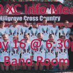 2019 HXC Info Meeting!