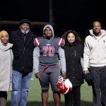 Football Senior Night 2019