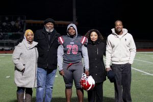 Football Senior Night 2019