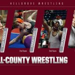 All-County Wrestlers