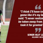 Senior Spotlight – Riley Lodahl