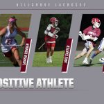 Lacrosse Players Honored