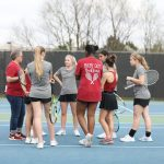 Girls Tennis defeat McEachern