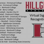 Hillgrove Virtual Signing Day