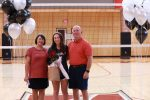 Volleyball Senior Night 2020