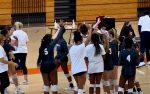 Hawk Volleyball in GHSA Elite 8 after win over Parkview! Next up Lambert, 10.27.