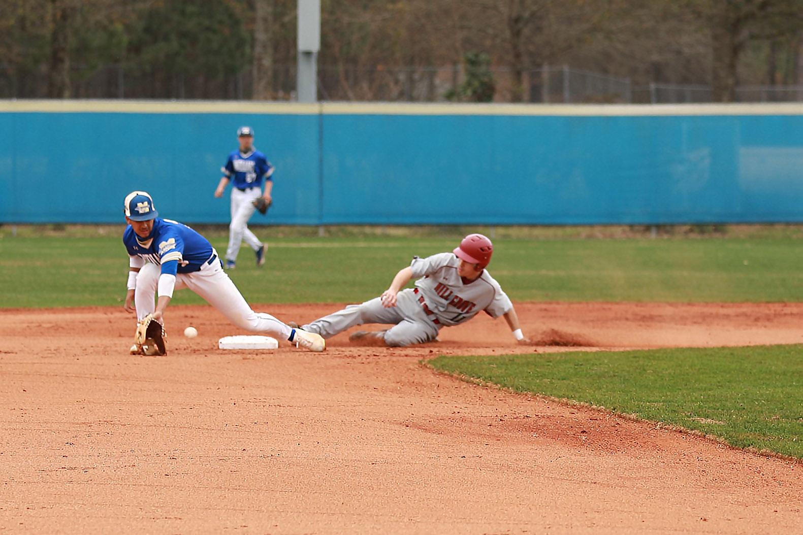 Baseball takes down McEachern